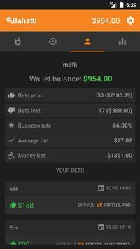 Bets Simulator - Bahatti apk screenshot