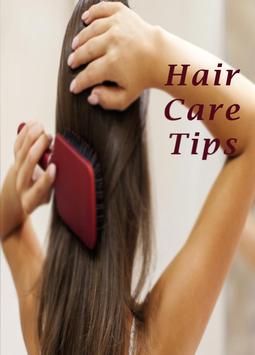 Hair Care Tips poster