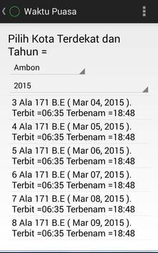 Bahai Prayers apk screenshot