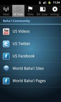 Baha'i News Service US (Bahai) screenshot 1