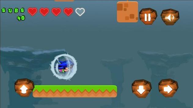 Space Girl screenshot 4