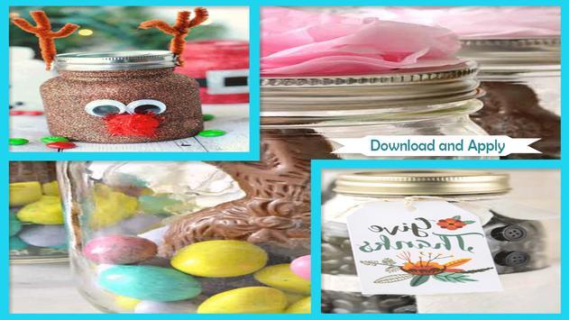 Adorable Mason Jar Gift Ideas poster