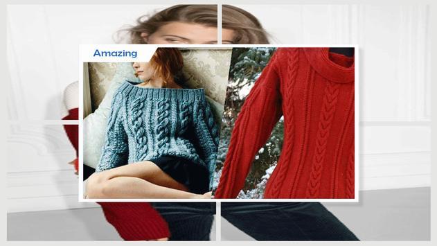 Beautiful Women Sweaters Patterns screenshot 3