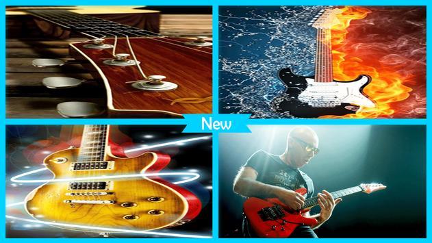 Best Guitar Live Wallpaper apk screenshot