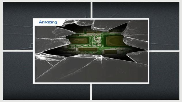 Broken Screen Live Wallpaper apk screenshot