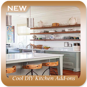 Cool DIY Kitchen Add-ons icon