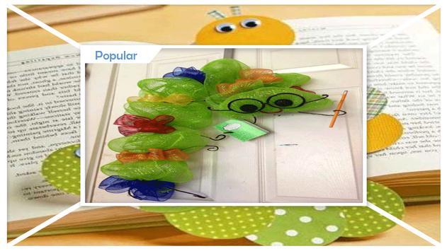 Cute Styrofoam Bookworm Ideas screenshot 1