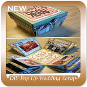 DIY Pop Up Wedding Scrapbook icon