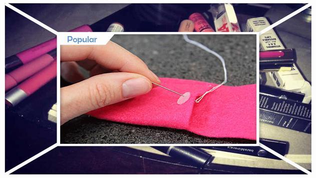 Easy DIY Lip Gloss Holder apk screenshot
