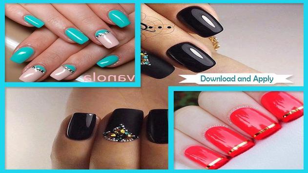 Festive Bright Nail Art Ideas apk screenshot