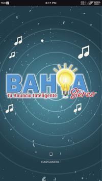 Bahía Stereo poster