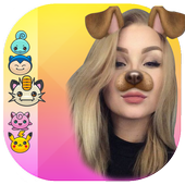 Photo editing & Stickers doggy icon