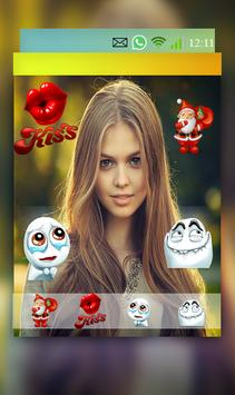 Photo editing & Stickers doggy apk screenshot
