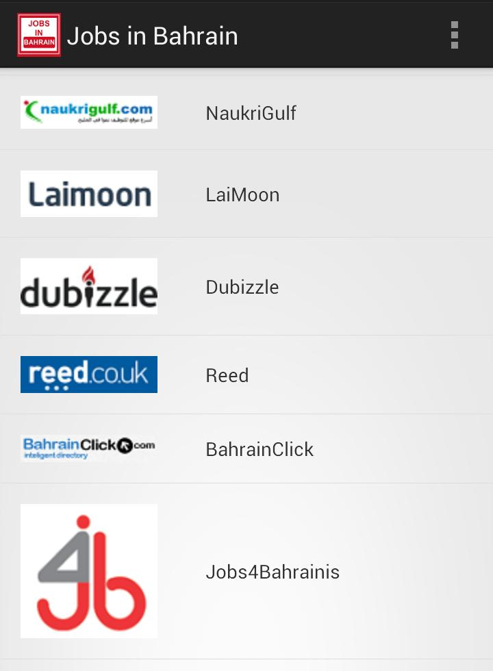 Jobs in Bahrain for Android - APK Download