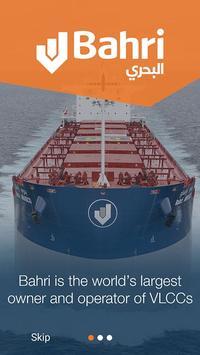 Bahri Logistics Services poster