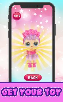 Surprise Eggs pocket egg lol dolls and More ... 💖 apk screenshot