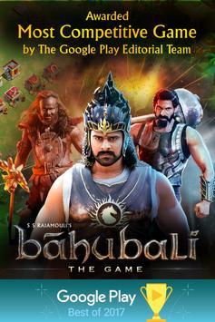 बाहुबली: ऑफिशल गेम पोस्टर