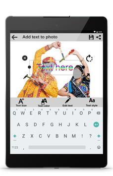 Secret : Navratri Photo Frames screenshot 11