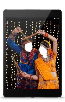 Secret : Navratri Photo Frames screenshot 8