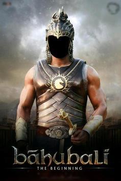 Bahubali Movie Photo Frames poster