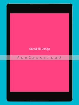 video songs of bagubali poster