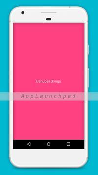 video songs of bagubali apk screenshot