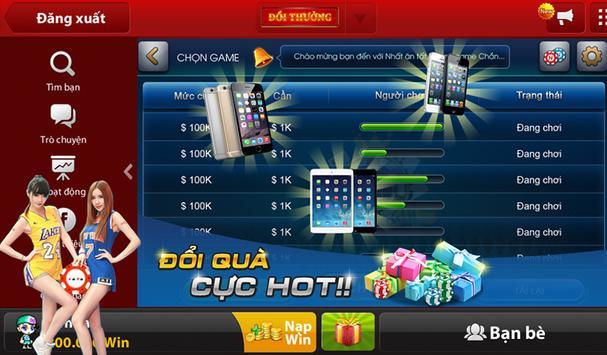 Chơi: Xoc Dia Doi Thuong 2016 apk screenshot