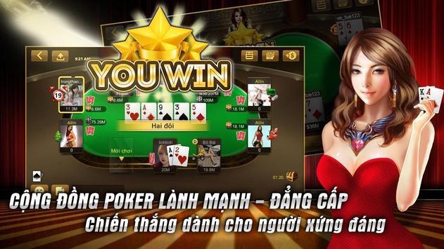 """52Fun"" Game Bai Bản Chuẩn apk screenshot"