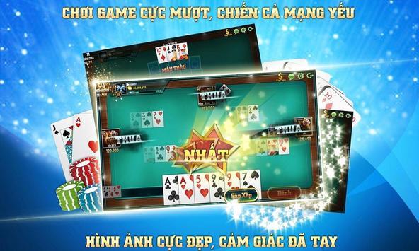 """""""52Fun"""" Xoc Dia Doi Thuong apk screenshot"""