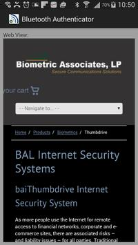baiMobile Authenticator poster
