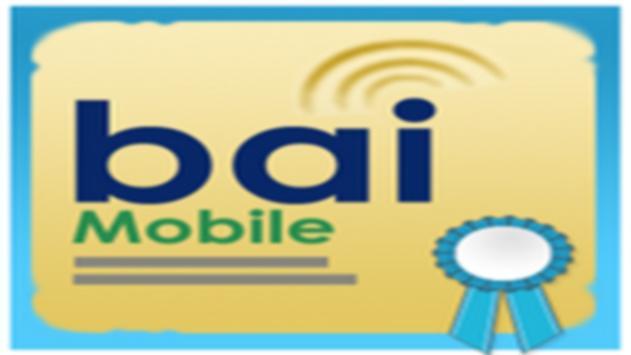 baiMobile Authenticator screenshot 1