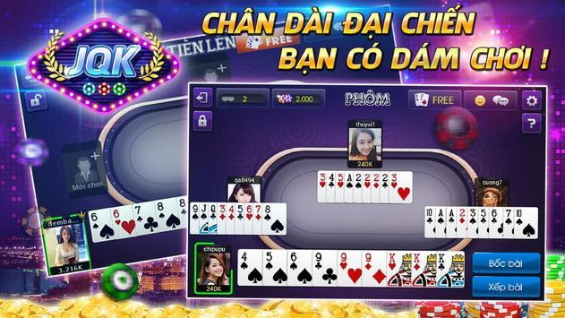 Game Bai JQK 2016 apk screenshot