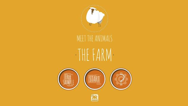 Meet The Animals. The Farm. poster