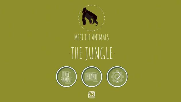 Meet The Animals: The Jungle. poster