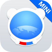 DU Browser Mini(Small&Fast) icon
