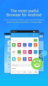 DU 瀏覽器 – 极速浏览、丰富内容 海报