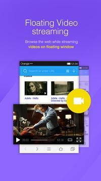 DU Browser captura de pantalla 3