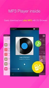DU Browser captura de pantalla 4
