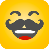 HAHAmoji - Animated Face Emoji GIF for free icon