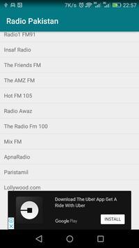 Radio Pakistan screenshot 1