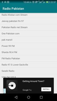 Radio Pakistan screenshot 2