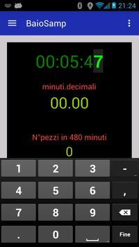 BaioSamp apk screenshot