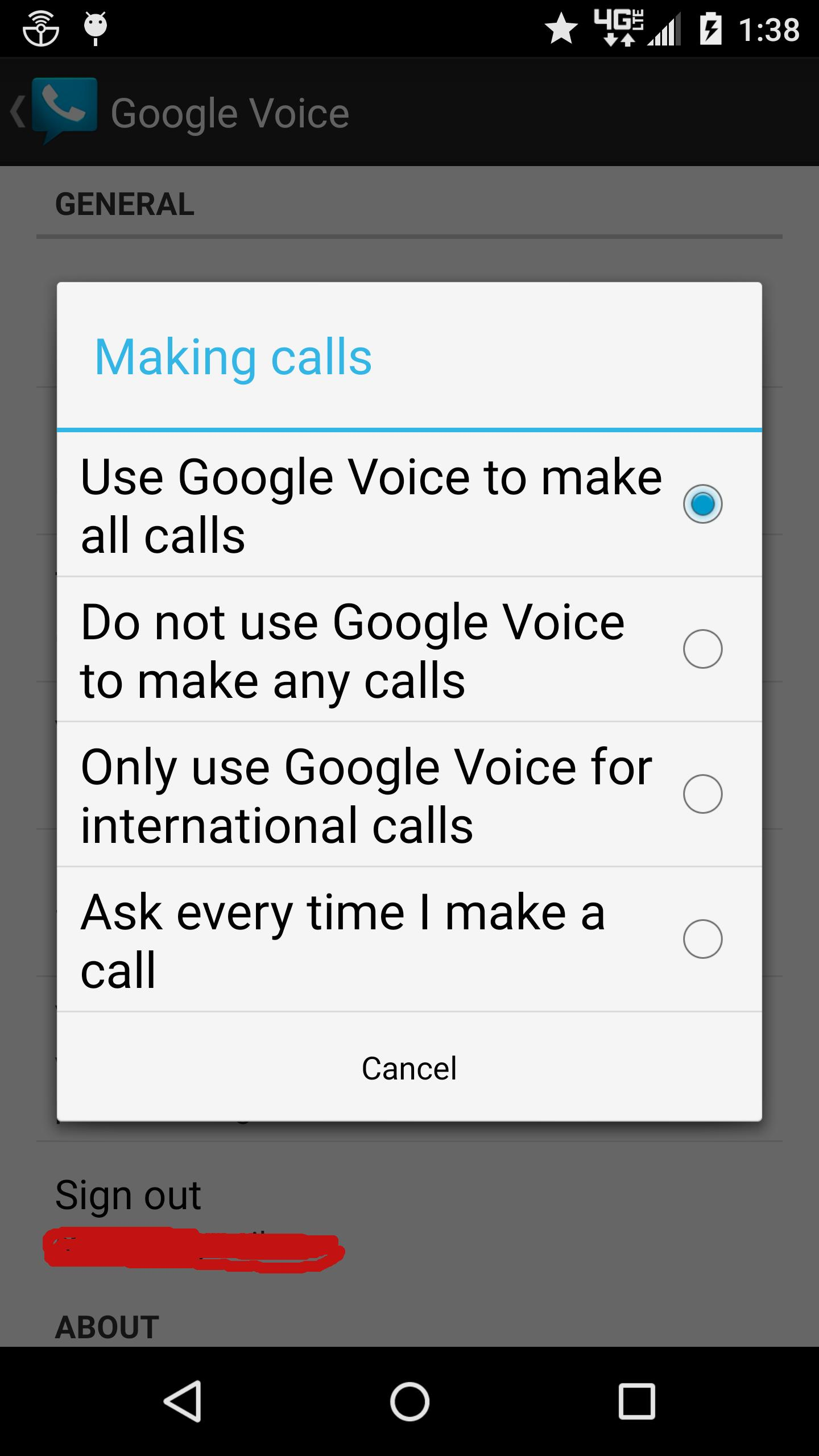 Dialer Free for Google Voice for Android - APK Download