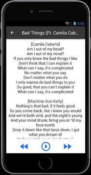 Machine Gun Kelly Bad Things screenshot 1