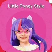 Little Pony Style Camera icon
