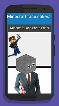 Photo Sticker for Minecraft apk screenshot