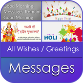 All Wishes / Greetings SMS icon