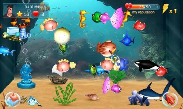 Fish Live 海報