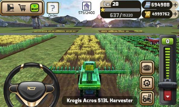 Farming Master poster