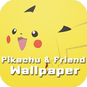 Pika Wallpaper and Friends icon